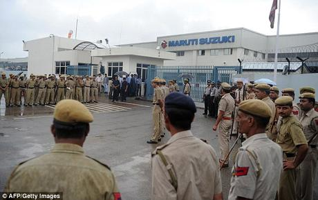 Court convicts 31 workers in Maruti gruesome killing case