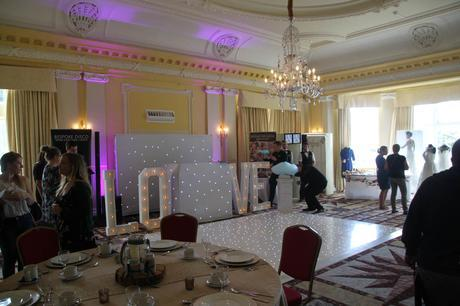 Seaview and Sparkle Wedding Fair at The Imperial Hotel, Torquay, Devon