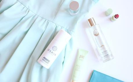 A blog post about skincare recommendations.