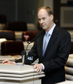 Effort to shine spotlight on public corruption in Alabama must include the judiciary and Riley Inc. if it truly is to help drain our state's toxic swamp