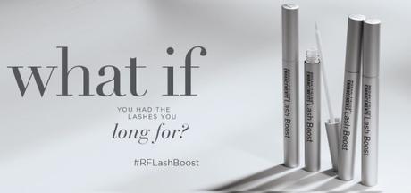 Over 40 Beauty: Rodan + Fields Lash Boost Review