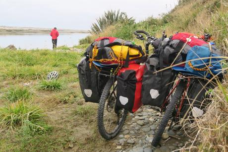Bike Rafting: The Freedom, The Solitutde, The Adventure