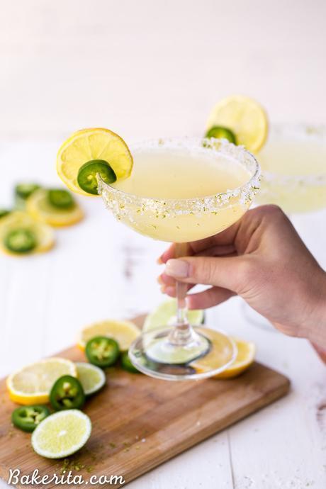 Pacific Rim Margarita