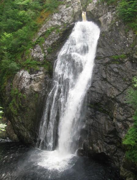 Falls of Foyers, Scotland