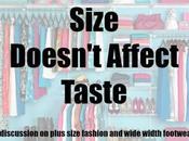 Size Doesn't Affect Taste Level