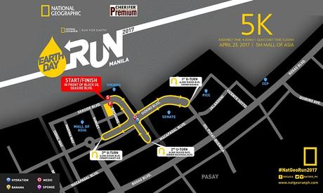 NatGeo Earth Day Run 2017