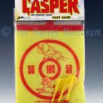 Casper Dart Game front view.