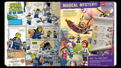 Image: Free Lego Club Magazine Subscription