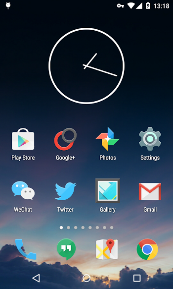Cold Launcher [ROOT] - screenshot