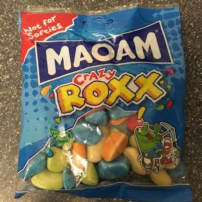 Today's Review: Maoam Crazy Roxx