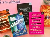 Help Select April Book Month