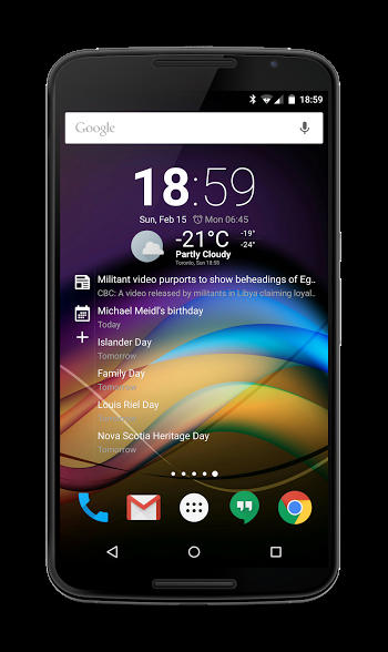 Chronus Pro: Information Widgets v8.0 APK