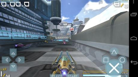 PPSSPP Gold - PSP emulator- screenshot