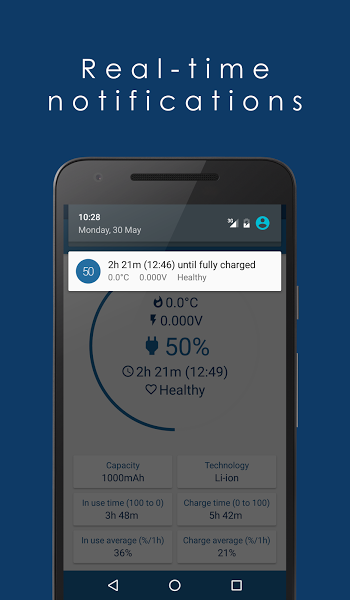 T Battery Pro Monitor v1.23 APK