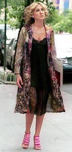 Steal her style: Carrie Bradshaw