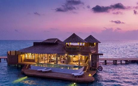 Island Getaways At Soneva Jani In Maldives
