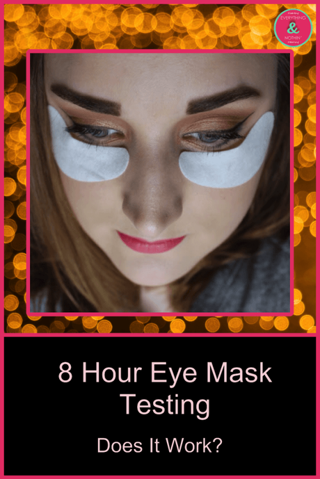 8 Hour Eye Mask