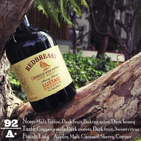 Redbreast Lustau Review