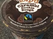 Today's Review: Jerry's Topped Chocolate Caramel Cookie Dough