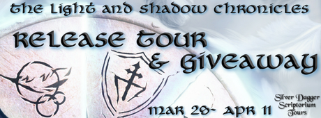 The Light and Shadow Chronicles by by D.M. Cain @SDSXXTours @DMCain84