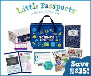 Little Passports 8th Birthday Sale: Save Up to $35 Site-Wide! (PROMO CODES)