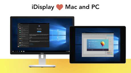 iDisplay- screenshot