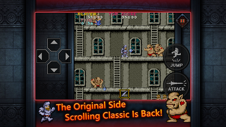 Ghosts'n Goblins MOBILE v1.00.02 APK