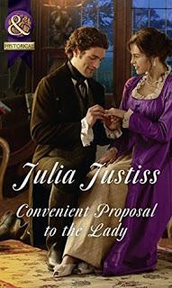 Convenient Proposal to the Lady by Julia Justiss- Feature and Review