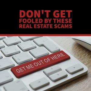 Don't Get Fooled By One Of These West Knoxville Real Estate Scams