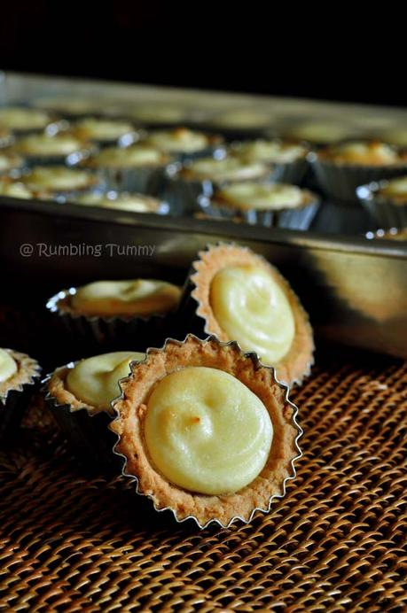 Cheese Tartlet