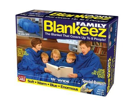 Family Blankeez