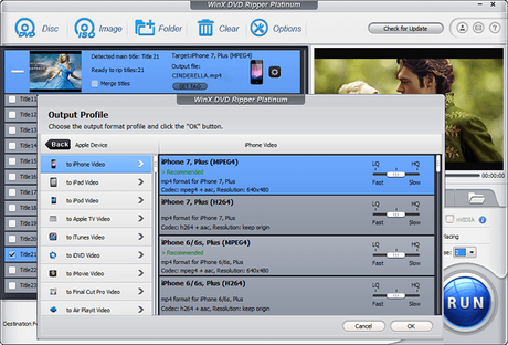 The Ultimate DVD to MP4 Converter? A Look at WinX DVD Ripper Platinum