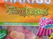 Haribo Tangfastics Summer Frenzy Cream Sorbet Flavours