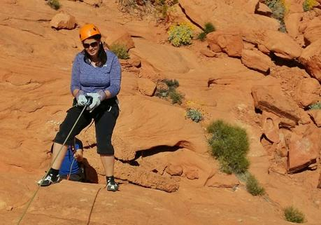 Everything You Need to Know About Rappelling in Valley of Fire State Park