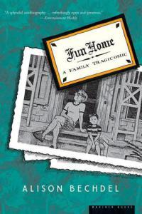 Banned Books 2017 – MARCH READ – Fun Home: A Family Tragicomic by Alison Bechdel