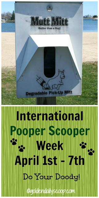 international pooper scooper week