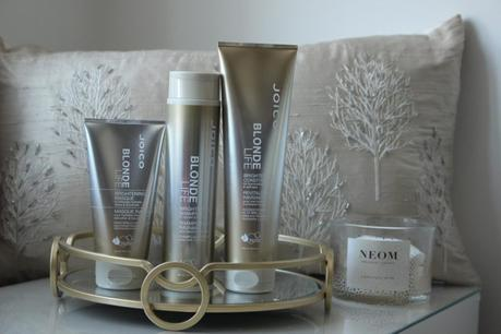 My First Impressions of Joico Blonde Life Hair Products