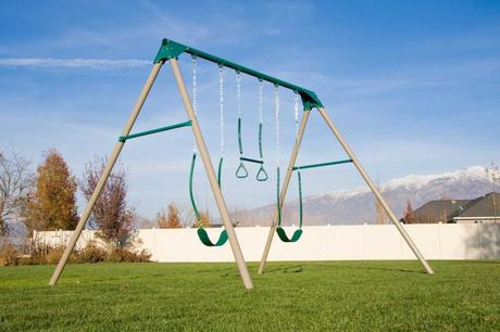 Heavy Duty Swing Sets For Adults And Kids In 2017.