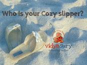 Cozy Slippers #AtoZChallenge