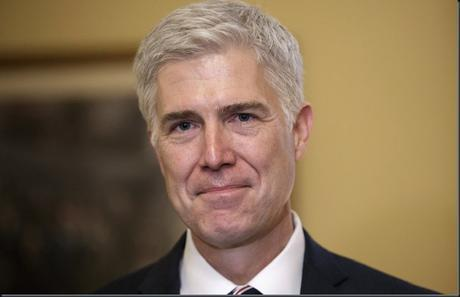 The battle over the Supreme Justice nominee Neil Gorsuch