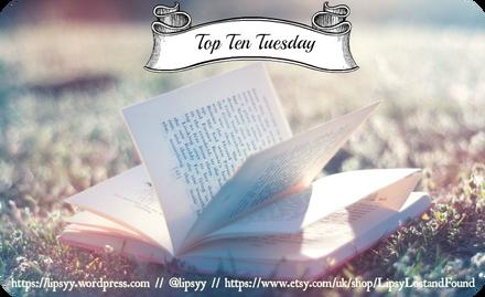 Top Ten Tuesday: Fandoms #TTT #BTVS