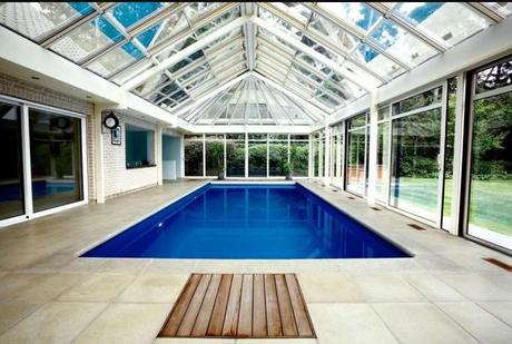15+ Ideas About Indoor Swimming Pool For Your Home