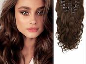 Choose Right Hair Extension Types!!!