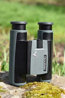 Binoculars small enough to take anywhere.