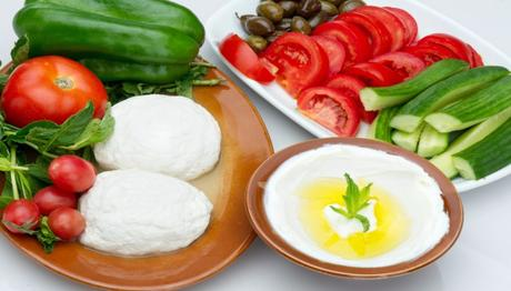 Labneh is for dairy lovers.