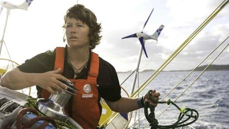 Aussie Antarctic Solo Sailor Dimasted in Rough Weather in the Southern Ocean