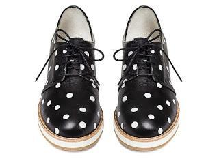Shoe of the Day | Cop Copine Trotter Derby Shoes