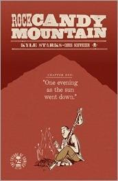 Rock Candy Mountain #1 Cover