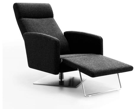 Modern Chaise Lounge Chair