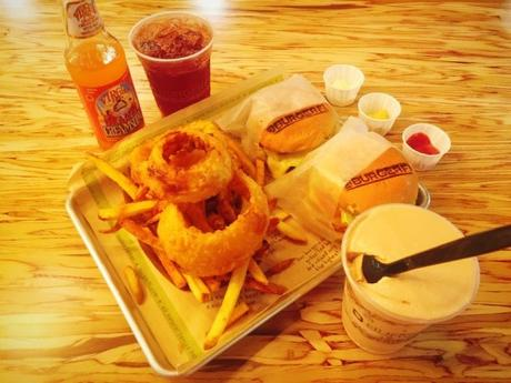 Food review: BurgerFi, 40 Woburn Place, London